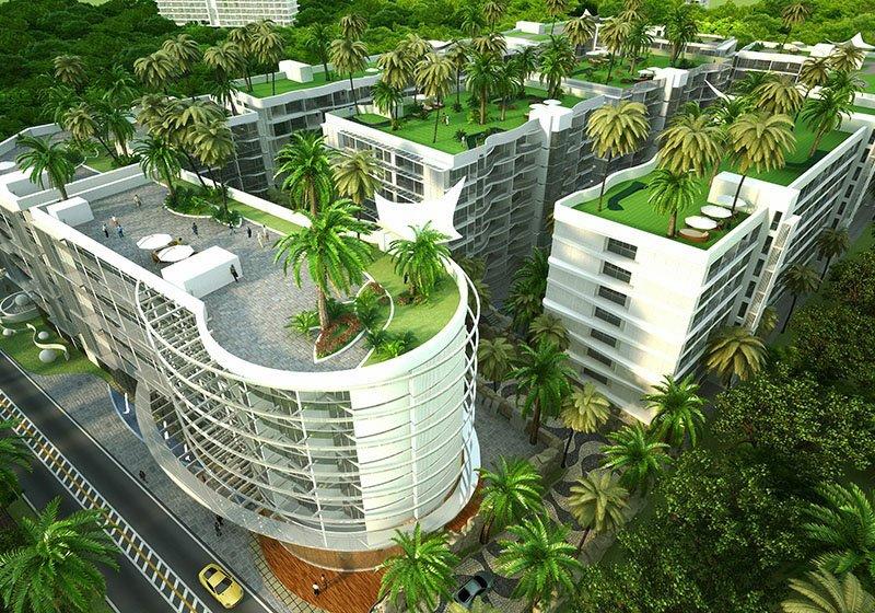 グランドアベニュー Grand Avenue Pattaya