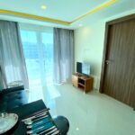 Grand Avenue Pattaya リビングルーム