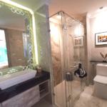 The Riviera Monaco バスルーム