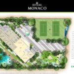 The Riviera Monaco マスタープラン