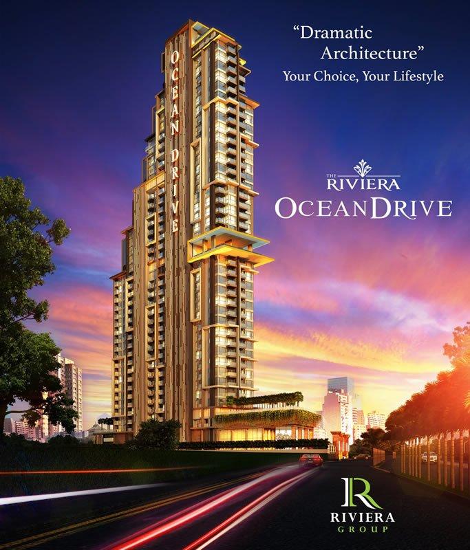 ザリビエラオーシャンドライブ |The Riviera Ocean Drive
