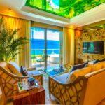 The Riviera Ocean Drive リビングルーム